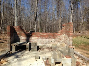 It's a Wall! Mostly!